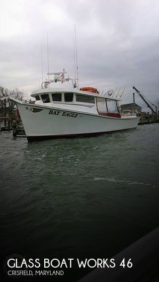 2002 Glass Boat Works 46