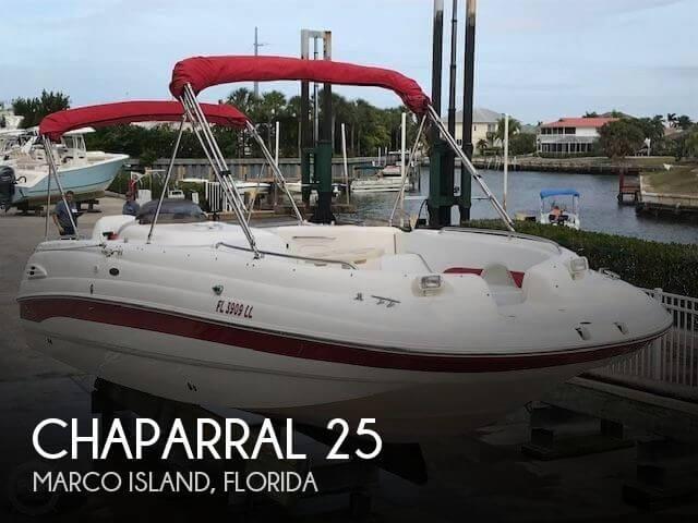 2000 Chaparral Sunesta 252
