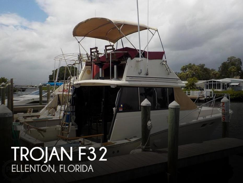 1984 Trojan F32 Convertible