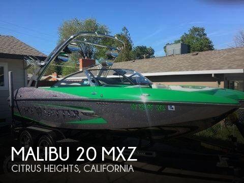 2013 Malibu 20 MXZ