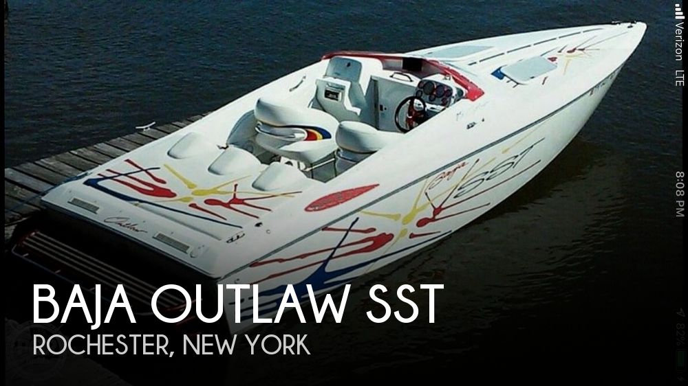 2000 Baja 25 OutLaw SST