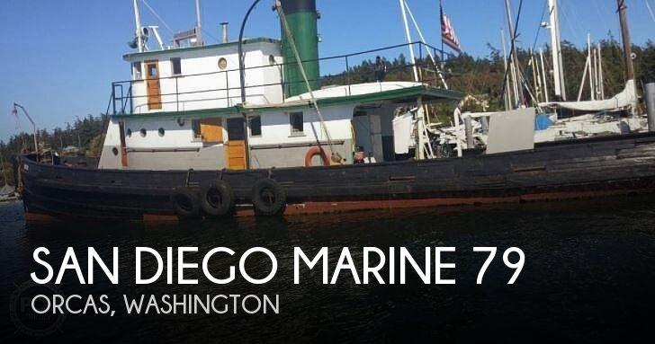 1926 San Diego Marine 79