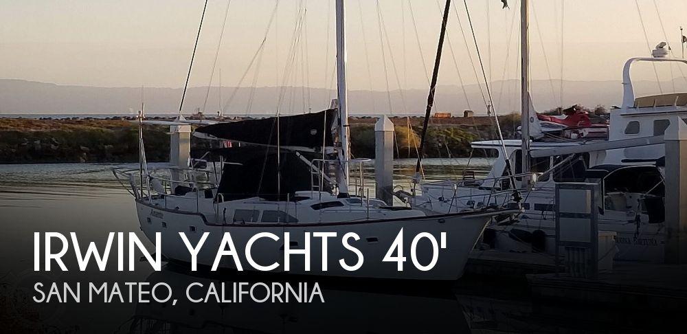 1988 Irwin Yachts 43 MKIII Shoal