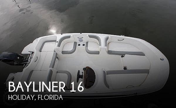 2018 Bayliner E16 Element