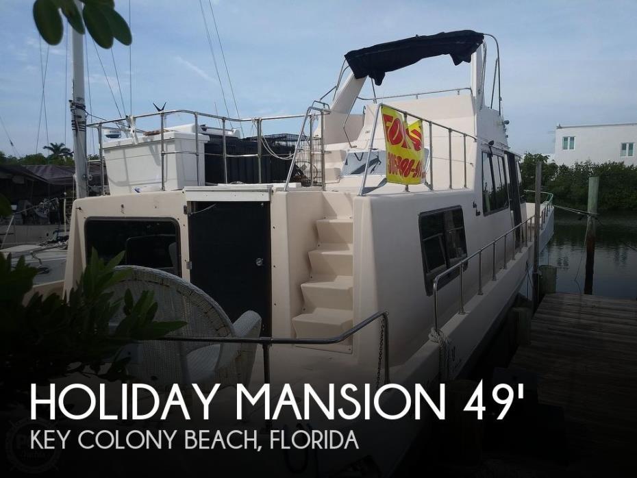 1990 Holiday Mansion Coastal Commander 490