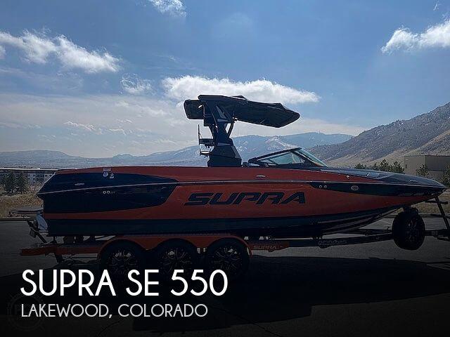 2018 Supra SE 550