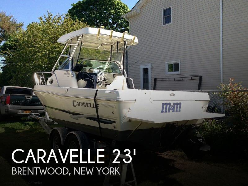 2006 Caravelle Sea Hawk 230 Walk Around & Caravelle 230 Boats for sale
