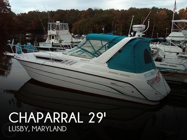 1996 Chaparral 29 Signature