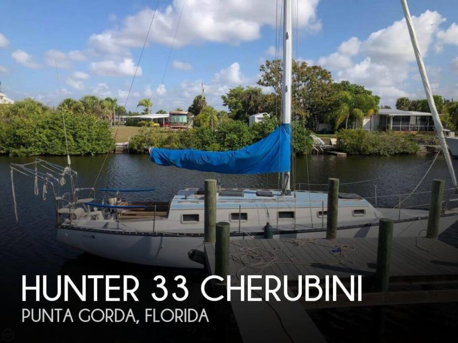 1981 Hunter 33 Cherubini