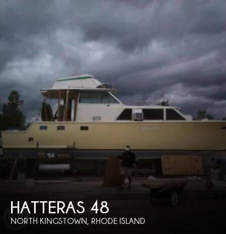 1973 Hatteras 48