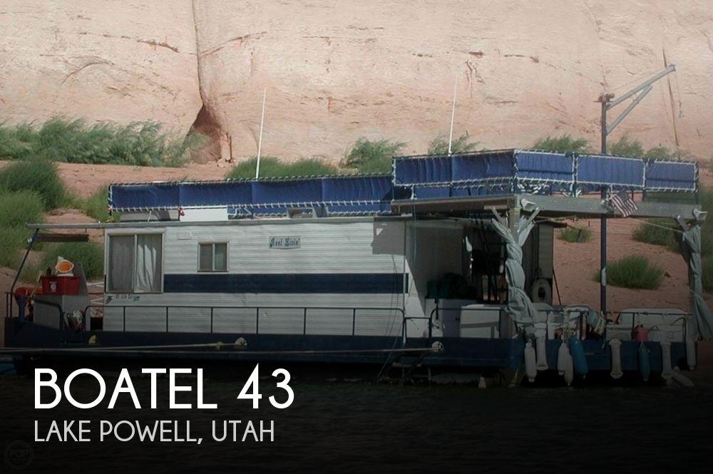 1979 Boatel Boatel 43