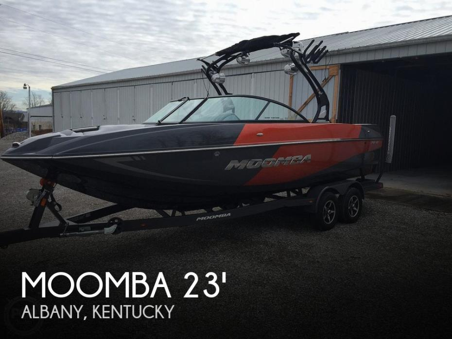 2016 Moomba Mojo Surf Edition