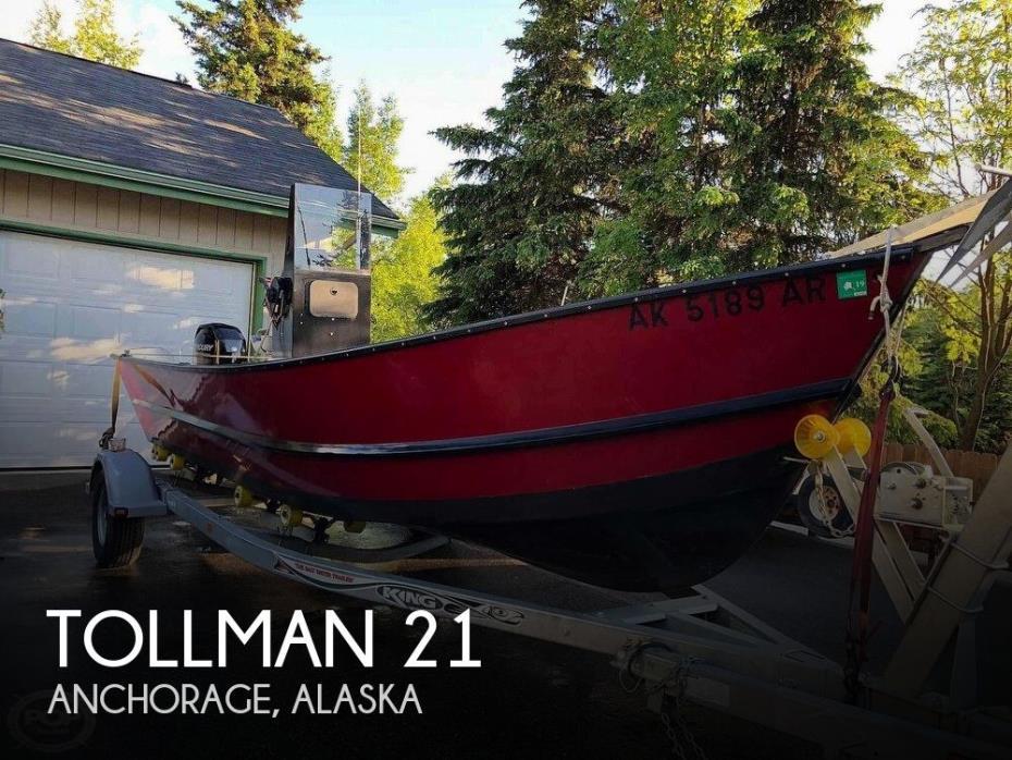 2016 Tollman 21