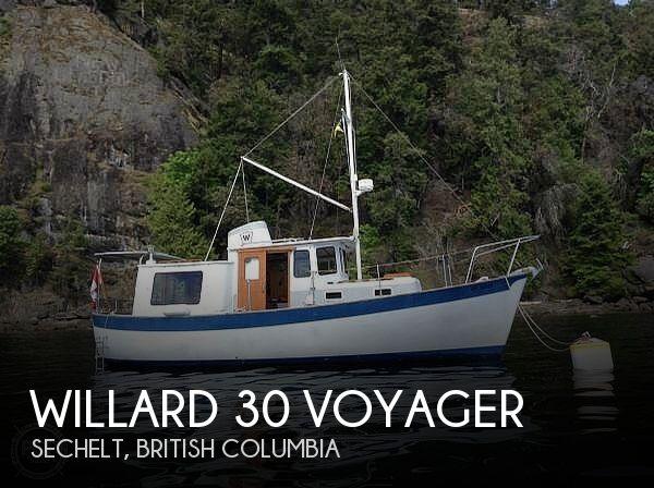1977 Willard Vega-Voyager 30