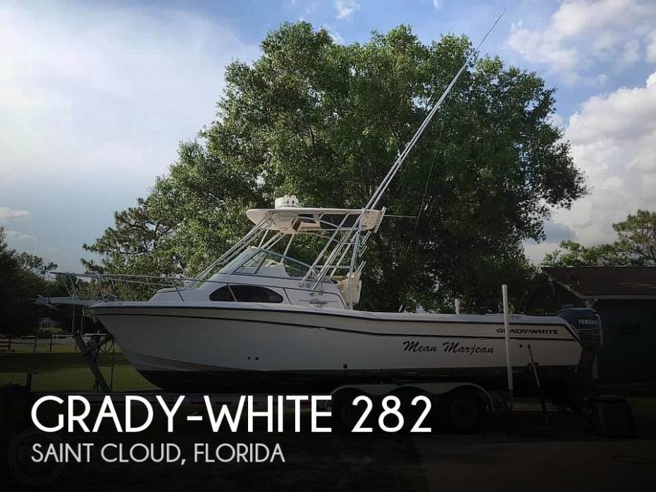 2002 Grady-White 282 Sailfish