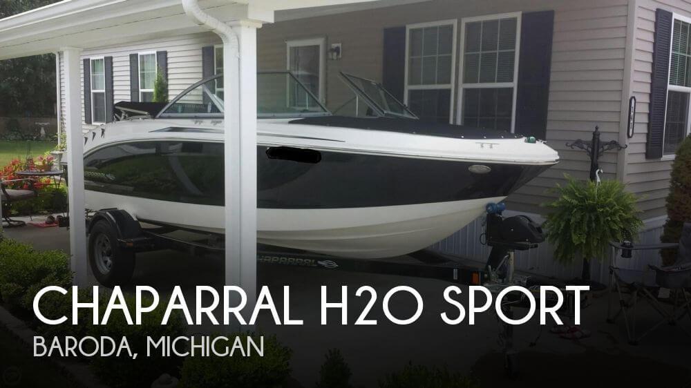 2012 Chaparral H2O 18 Sport