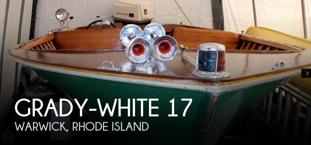 1965 Grady-White 17