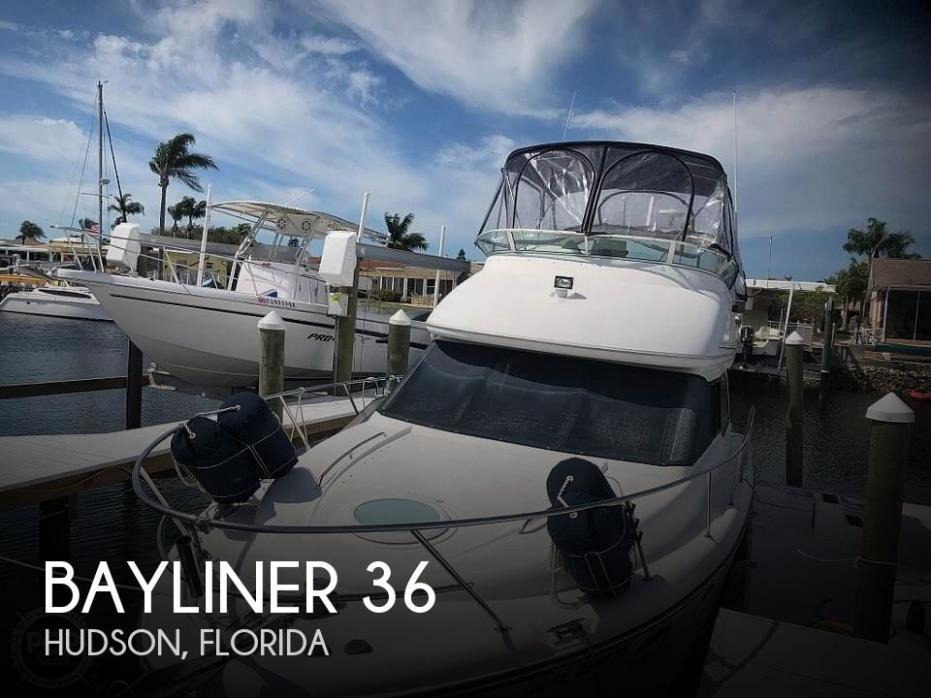 2002 Bayliner 36