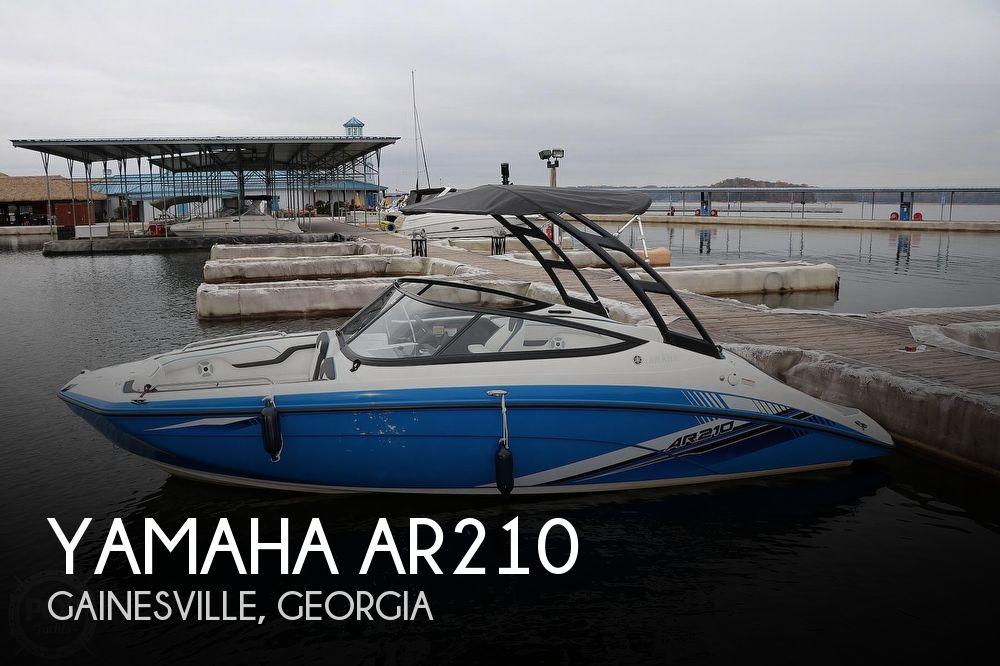 2019 Yamaha AR210