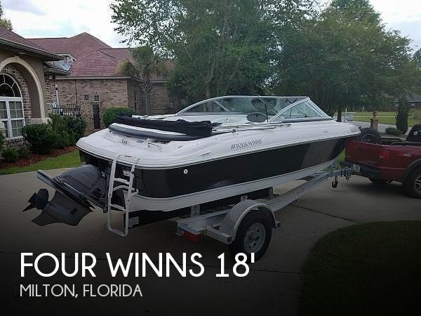 2010 Four Winns Horizon 180