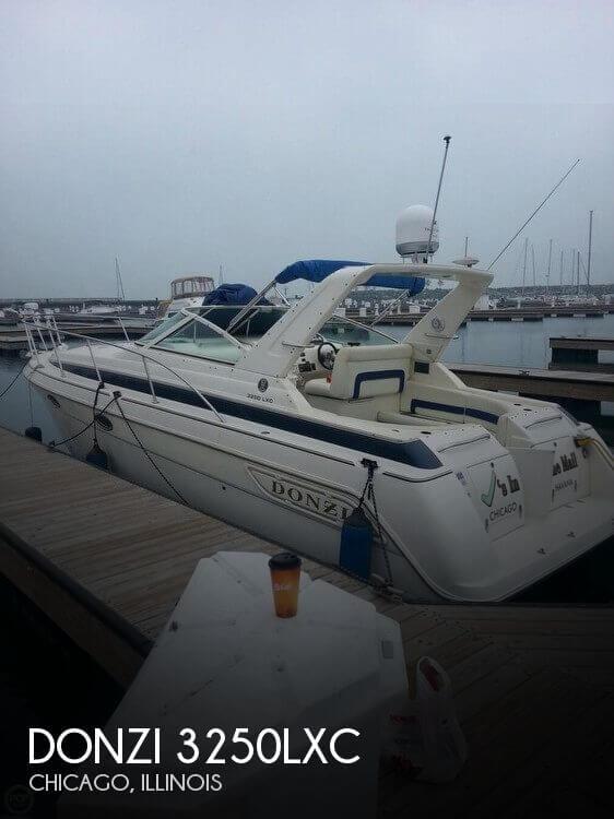 1997 Donzi 3250LXC