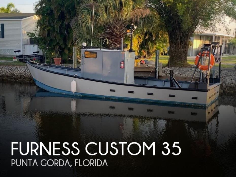 1990 Furness Custom 35