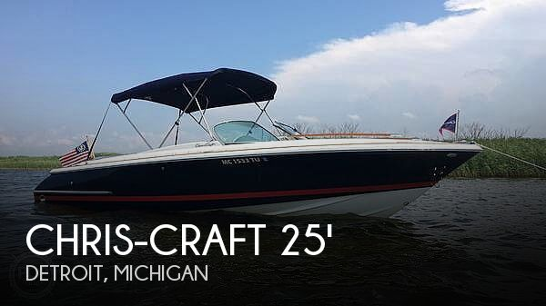 2003 Chris-Craft 25 Corsair
