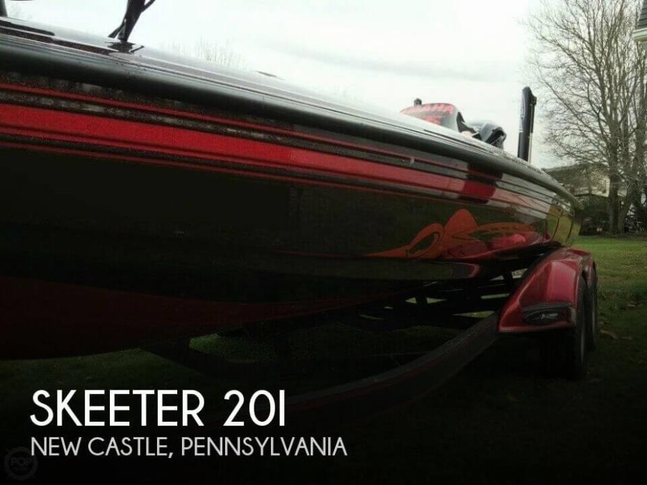 2013 Skeeter 20i