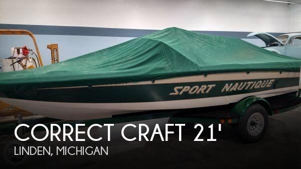 1999 Correct Craft Sport Nautique