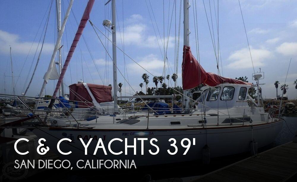 1986 C & C Yachts 39 Landfall