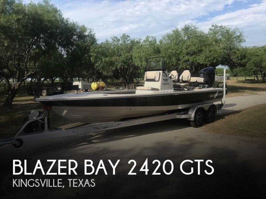 2018 Blazer Bay 2420 GTS