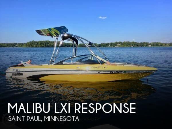 2003 malibu response boats for sale. Black Bedroom Furniture Sets. Home Design Ideas