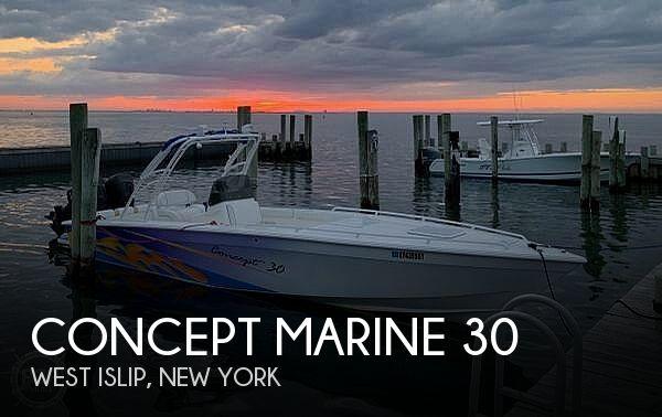 2003 Concept Marine Sport 30