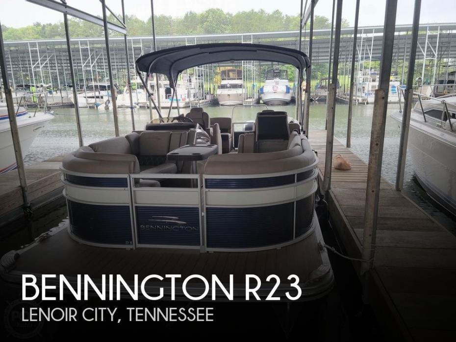 2020 Bennington R23