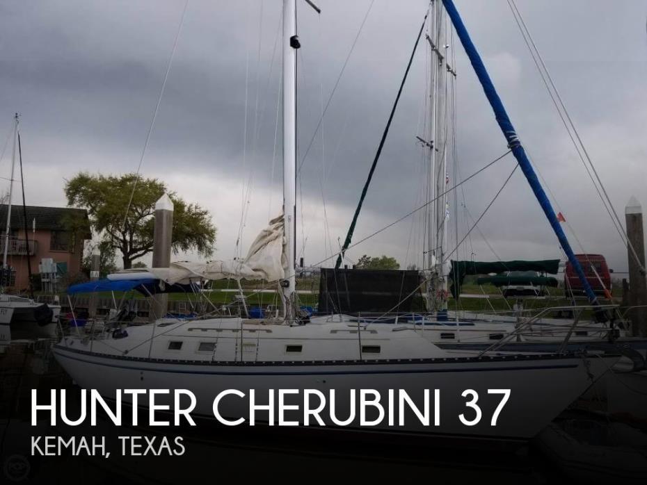1982 Hunter Cherubini 37