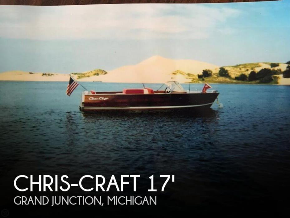 1959 Chris-Craft Ski Boat 17