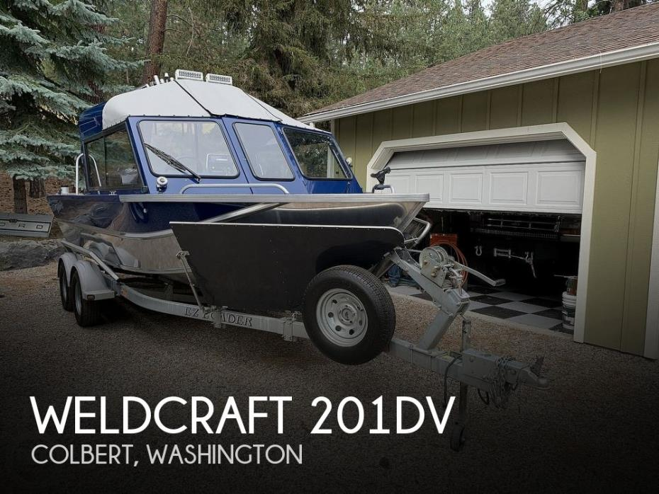 2006 Weldcraft 201dv