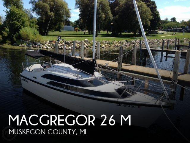 2008 MacGregor 26 M