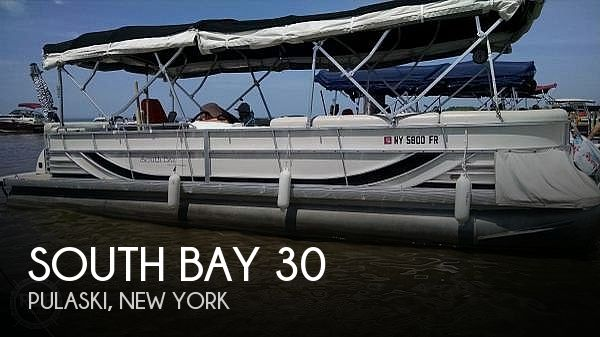 2006 South Bay 30