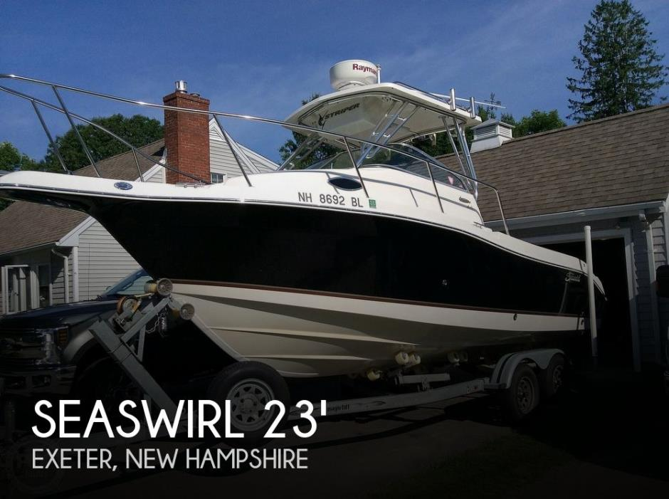 2007 Seaswirl Striper 2301 W/A Limited Edition