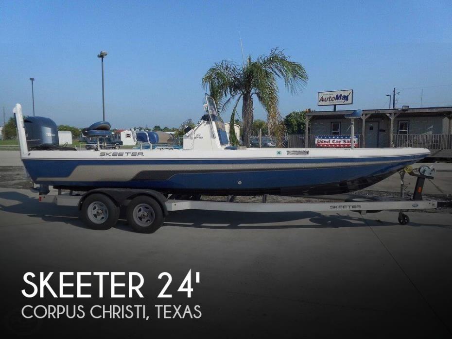2013 Skeeter 24' Skeeter SX240