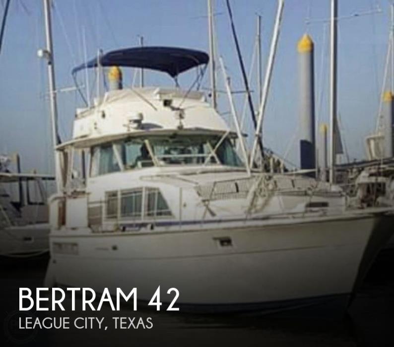 1978 Bertram 42