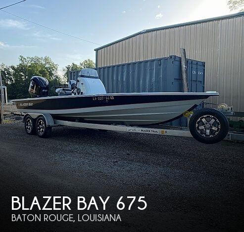 2014 Blazer Bay 675 Ultimate Bay