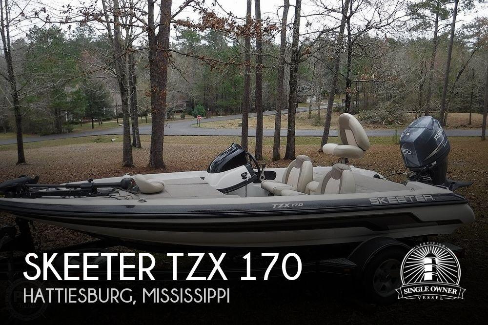 2012 Skeeter TZX 170