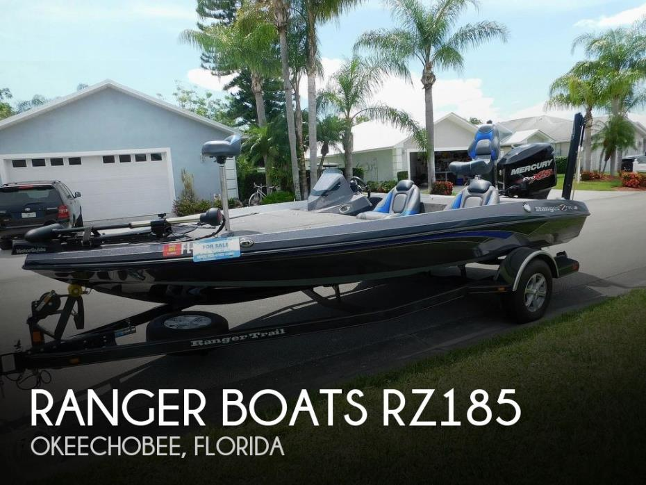 2017 Ranger Boats RZ185