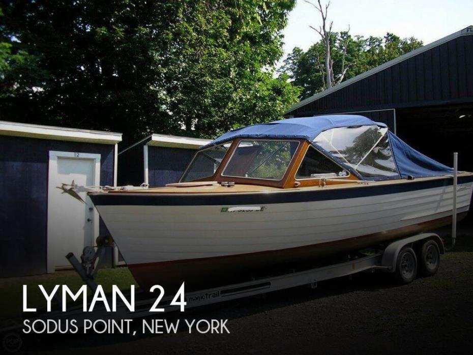 1966 Lyman 24