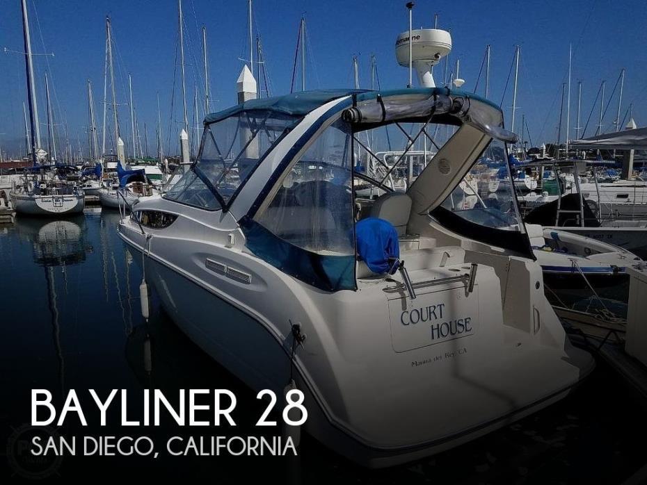 2003 Bayliner Cierra 2855