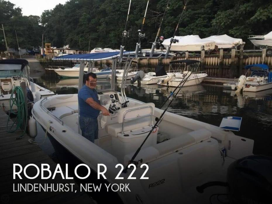 2015 Robalo R 222
