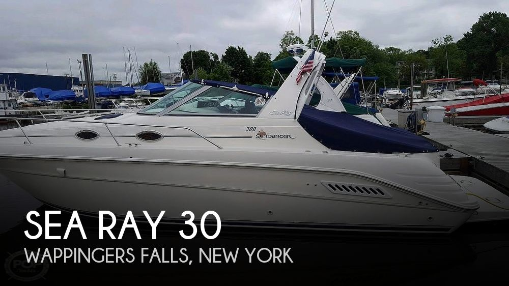 1997 Sea Ray 300 Sundancer