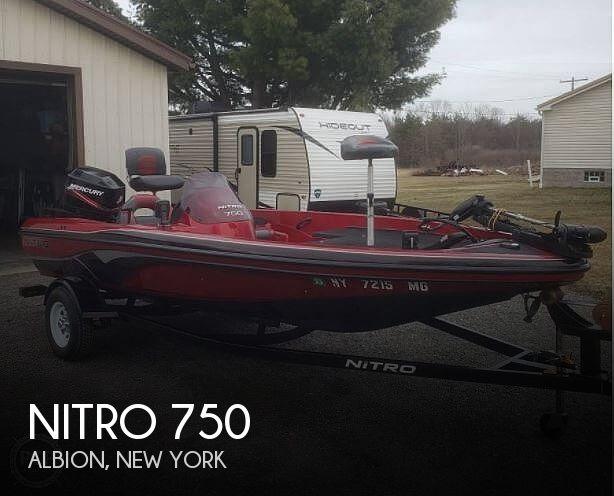 2007 Nitro 750